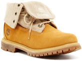 Timberland Authentic Canvas Fold-Down Boot - Wide Width Available