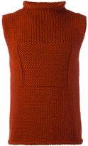 Cmmn Swdn 'Brent' knit vest - men - Acrylic/Wool/Alpaca - 46