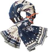 Scotch & Soda Double Sided Jacquard Scarf