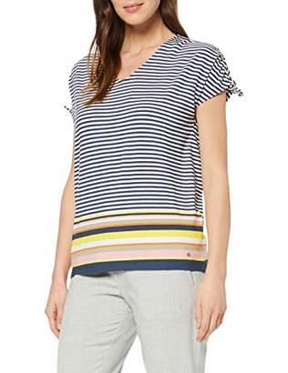 Gerry Weber Casual Women's 870239-44123 Longsleeve T-Shirt,(Manufacter Size: 44)