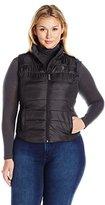 U.S. Polo Assn. Women's Plus Size Puffer Vest