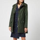 Emma Bridgewater Barbour X Women's Underwood Waxed Jacket