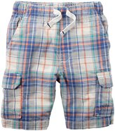 Carter's Woven Shorts (Toddler/Kid) - Plaid - 2T