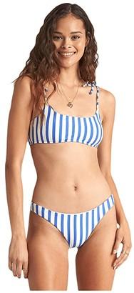 Billabong Blue By U Mini Crop Top (Multi) Women's Swimwear