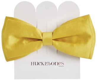 Hucklebones London Double Bow Hair Clip