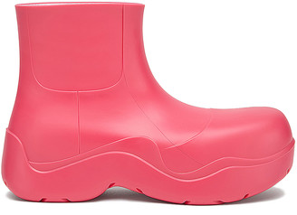 Bottega Veneta The Puddle Boots in Lollipop | FWRD