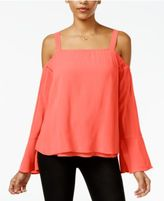 Sanctuary Melody Cold-Shoulder Top