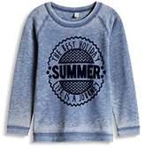 Esprit Boy's 026EE8J003 Sweatshirt,0-3 Years (Manufacturer Size:92+)
