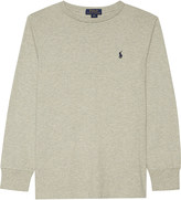 Polo Ralph Lauren cotton long-sleeved top 6-14 years