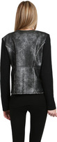 Ella Moss Riley Jacket in Black