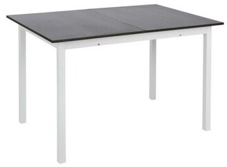 Ebern Designs Bachar Extendable Solid Wood Dining Table Ebern Designs