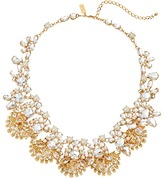 Kate Spade Chantilly Gems Statement Necklace