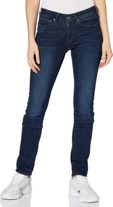 G-Star Women's 3301 Contour High Straight Jean