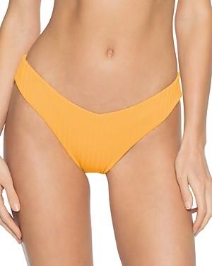Becca by Rebecca Virtue Loreto Rib Bikini Bottom
