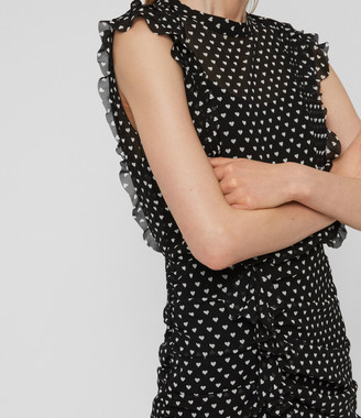 AllSaints Hali Valentine Dress