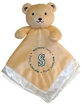 Baby Fanatic Security Bear Blanket, Seattle Mariners by