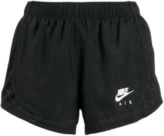 Nike Logo Print Running Shorts