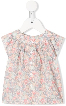 Bonpoint Floral Printed Tunic Top