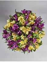 Marks and Spencer Alstroemeria Abundance Bouquet