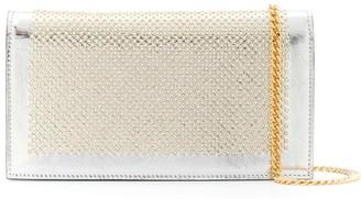 Casadei Stud-Embellished Clutch