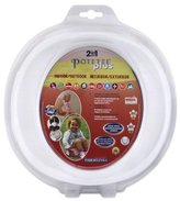 Potette Plus Port-A-Potty Training potty travel toilet Seat - 2 in 1