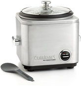 Cuisinart CRC-800 Rice Cooker, 8-Cup Stainless Steel