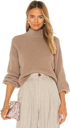 Mason by Michelle Mason Turtleneck Sweater