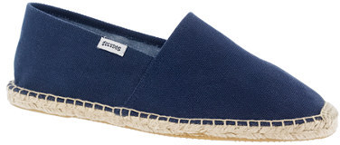 Soludos for J.Crew espadrilles in navy