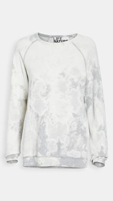 Freecity Superbleachout Artists Wanted Sweatshirt