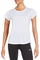 New Balance Accelerate Short Sleeved Performance Tee