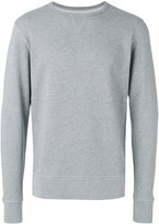 Officine Generale crew-neck sweatshirt - men - Cotton - L