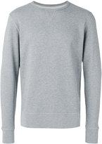 Officine Generale crew-neck sweatshirt - men - Cotton - S