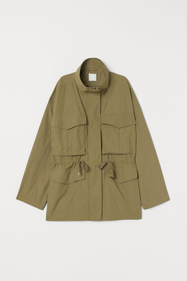H&M Utility Jacket - Green