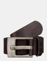 Quiksilver Mens Section Leather Belt