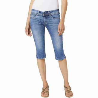 Pepe Jeans Women's Straight Jeans