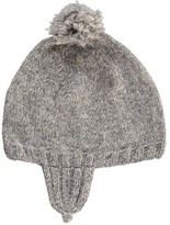 Ketiketa Pompom Cashmere Peruvian Hat
