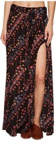 Free People Remember Me Maxi Skirt Women's Skirt