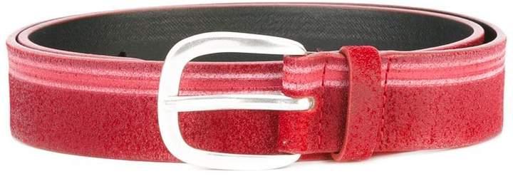 Orciani striped belt