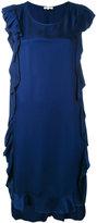 Bellerose sleeveless ruffle trim dress - women - Viscose - 1