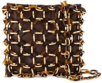 Cult Gaia Natasha chain link bag