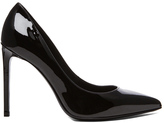 Saint Laurent Patent Leather Paris Skinny Pumps