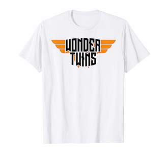 Wonder Twins Matching T Shirt Wonder Twins Funny Matching Brother Sister Siblings T-Shirt