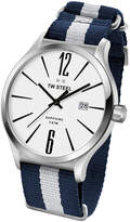TW Steel TW1323 Slim Line Nato Watch