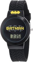 Batman Kids' BAT4065 Tire Tread Rubber Strap Watch