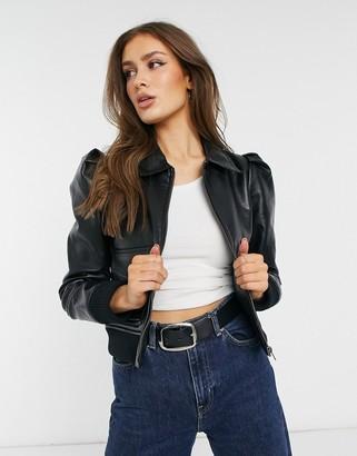 BB Dakota boss mode jacket in black
