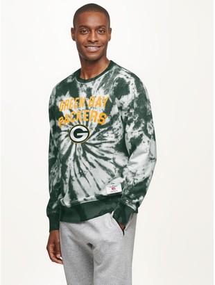 Tommy Hilfiger Green Bay Packers Tie-Dye Sweatshirt