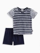 Splendid Baby Boy Mix Indigo Stripe Set