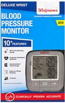 Walgreens Deluxe Wrist Blood Pressure Monitor 2016