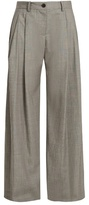 Nili Lotan Inex wide-leg wool trousers