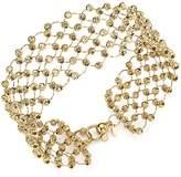 Bloomingdale's 14K Yellow Gold Beaded Statement Bracelet - 100% Exclusive